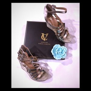 Vince Camuto Classic Wedges